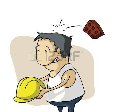 15930020-brique-frappe-une-t-te-employ